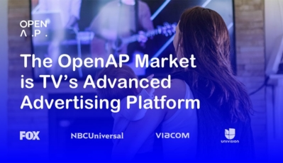 OpenAP Rolls Out Linear and Digital Marketplace as Part of New Iteration