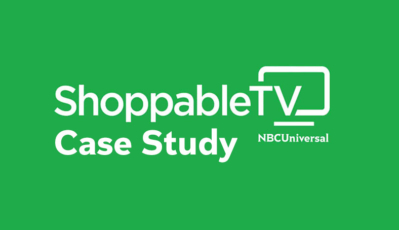 NBCUniversal Commercial Innovation: ShoppableTV