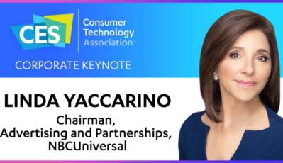 NBCUniversal Joins CES 2020 Keynote Lineup