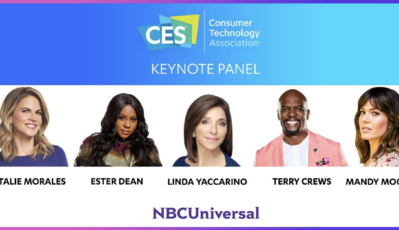 Mandy Moore, Terry Crews, Natalie Morales and Ester Dean Join NBCU's CES Keynote (Exclusive)