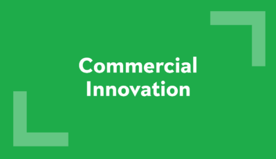 Commercial Innovation – 2020