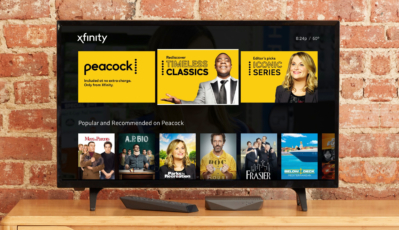 Peacock Early Preview Begins On Xfinity X1 And Flex Share on Facebook Share on Twitter