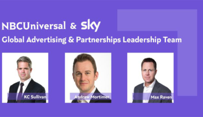 NBCUniversal and Sky Tap Leadership Team for OnePlatform's Global Arm