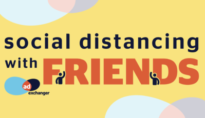 AdExchanger's Social Distancing With Friends: Mark Marshall