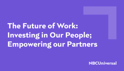 The Future of Commerce at NBCUniversal