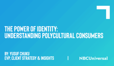 The Power of Identity: Understanding Polycultural Consumers: Yusuf Chuku