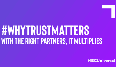 #WhyTrustMatters: With the Right Partners, It Multiplies: Linda Yaccarino