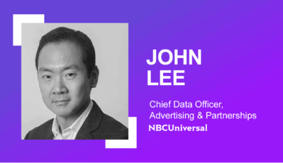 John Lee Joins NBCUniversal as Chief Data Officer, Spearheading New Enterprise-wide Data Unit