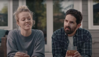 The financial services provider airs its first campaign from Grey during Olympics
