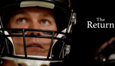 NBC Sets Biggest Sunday Night Football Game Campaign Ever for Tom Brady's 'Return'